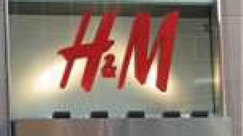 Sequestrato stabile H&M Riccione