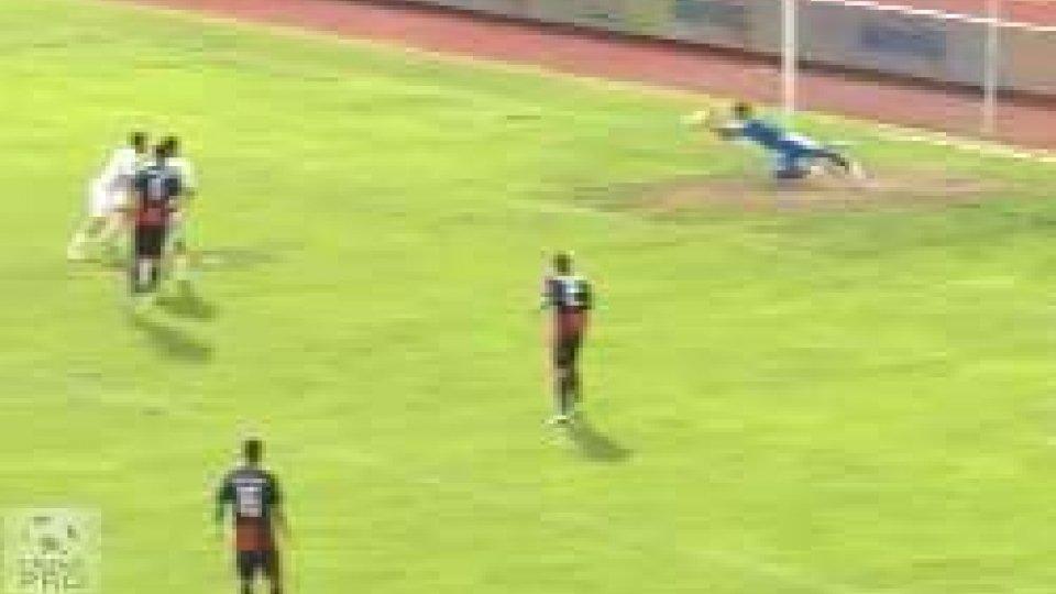 Lumezzane - Gubbio 0-1Lumezzane - Gubbio 0-1