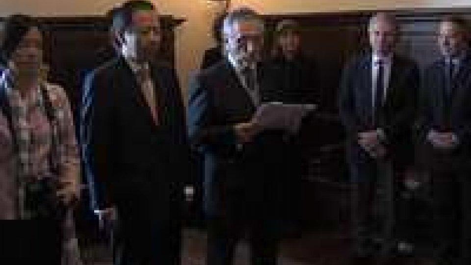 Presentati sei nuovi AmbasciatoriPresentati sei nuovi Ambasciatori