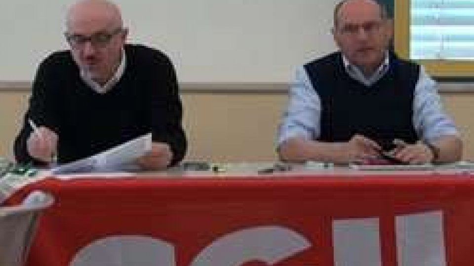 Graziano Urbinati  Segretario Generale Cgil Rimini