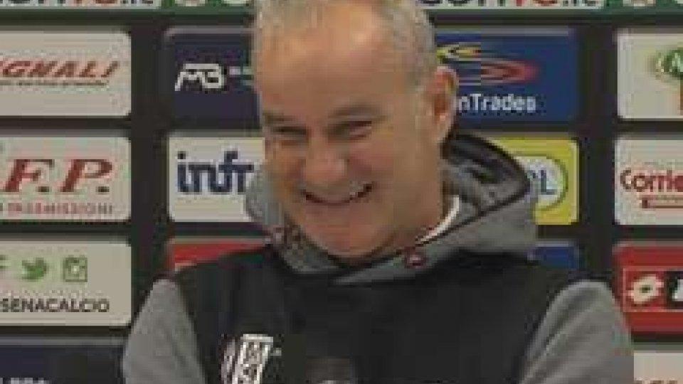 Massimo DragoNell'anticipo di serie B il Cesena riceve la capolista