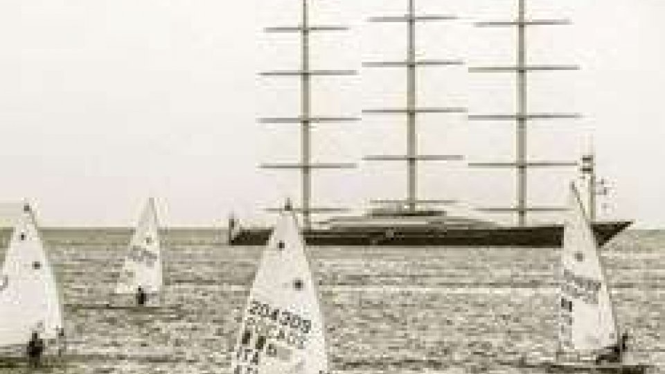 Yachting club San Marino all'edizione 2015 del campionato italiano classi olimpiche