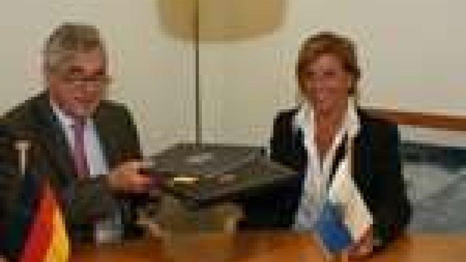 San Marino - Firmato l'accordo con la Germania in materia fiscale