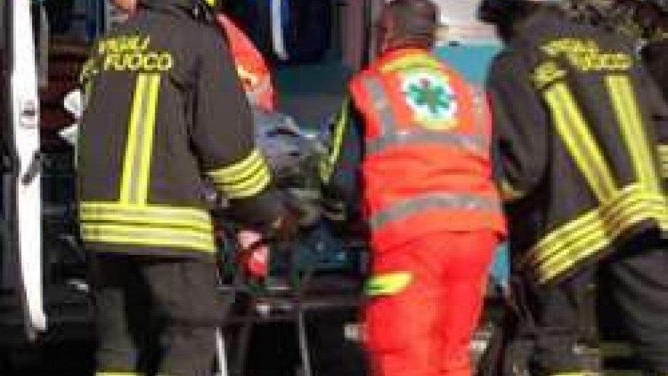 Talamello: grave incidente domestico a Cà FusinoTalamello: grave incidente domestico a Cà Fusino