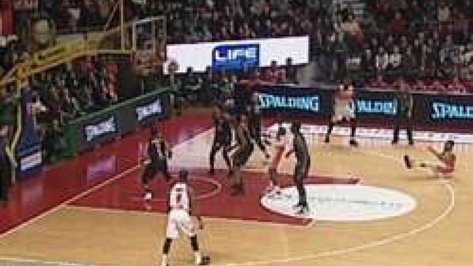 Basket, Serie A: spettacolo a Brinidisi, Venezia passa 108-106Basket, Serie A: spettacolo a Brinidisi, Venezia passa 108-106