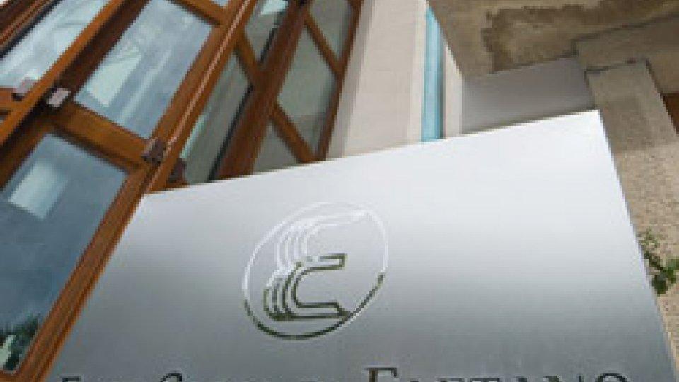 Ente Cassa di Faetano: ragionare sul futuro di Banca di San Marino significa ragionare sul futuro del sistema bancario sammarinese