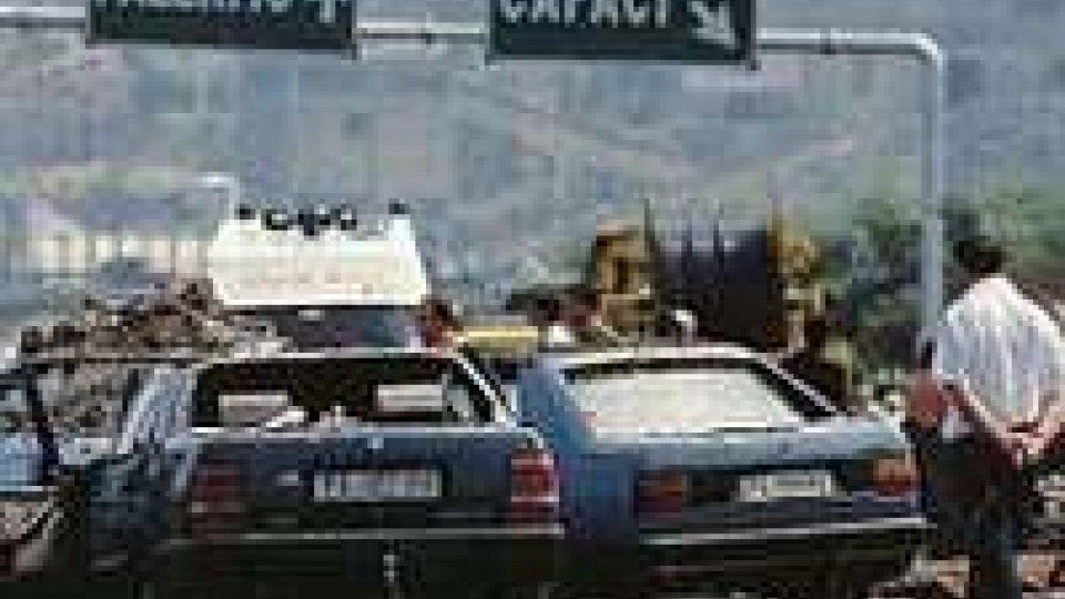 Strage di Capaci, 22 anni fa: a Palermo la nave della legalità