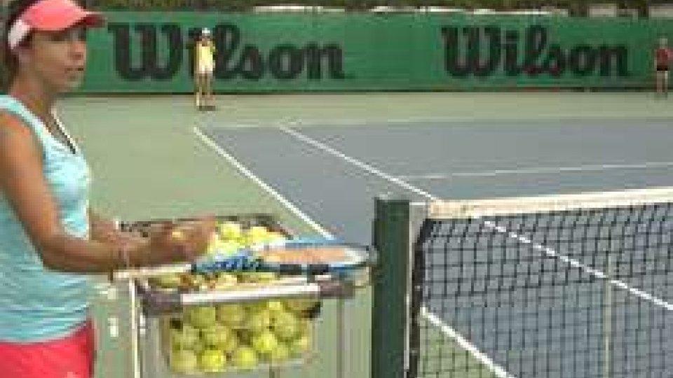 Scuola tennisTennis, la Scuola federale di San Marino ingaggia Alice Balducci