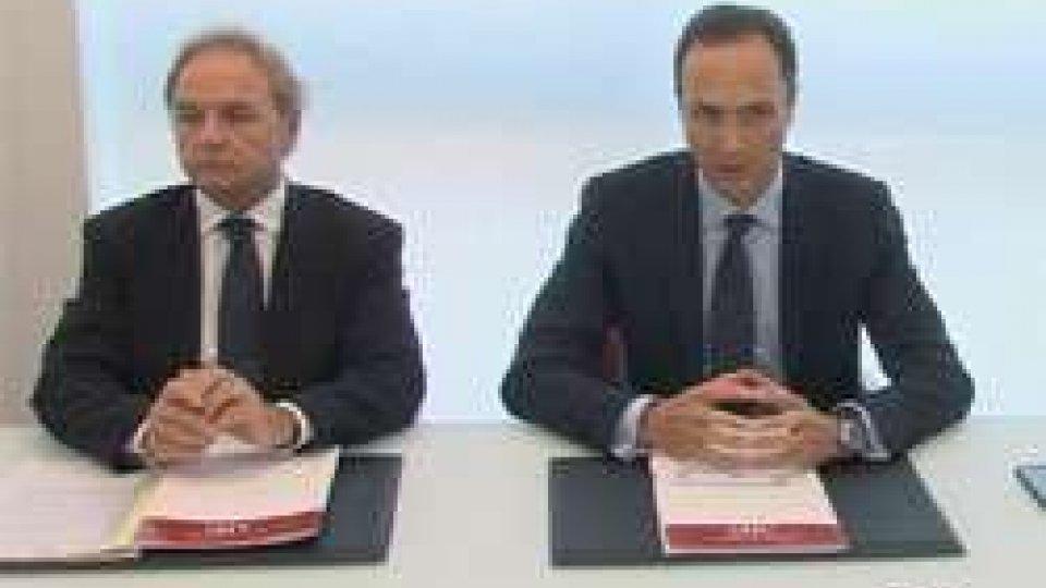 Sido Bonfatti e Daniele GuidiABS: presentato il Codice di comportamento per la gestione delle crisi d'impresa