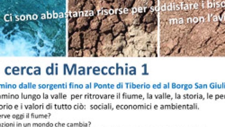 In cerca di Marecchia1: in cammino dalle sorgenti fino al Ponte di Tiberio ed al Borgo San Giuliano