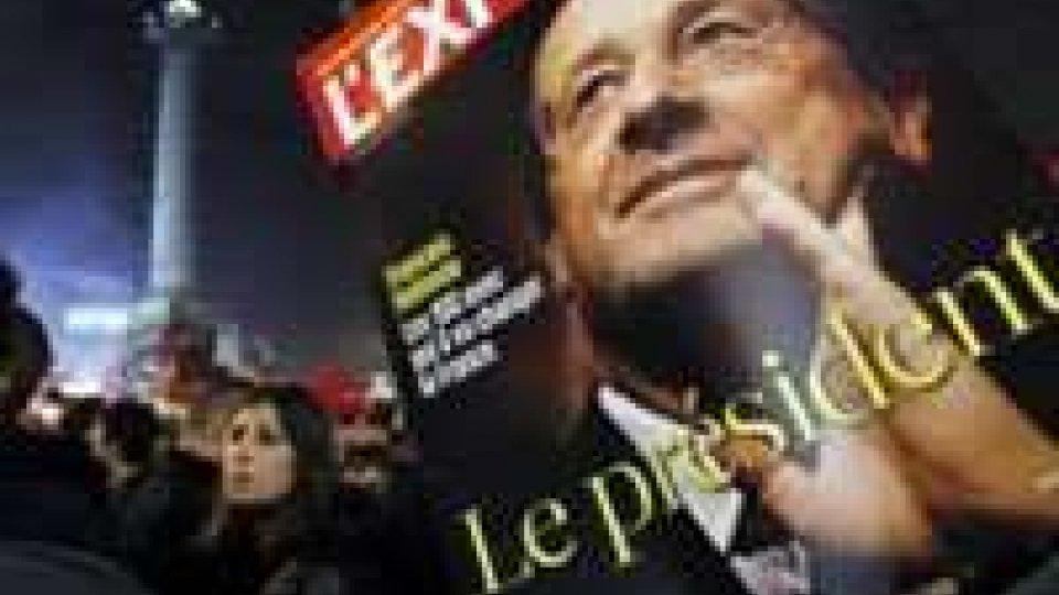 Francia. Il 15 maggio il passaggio di consegne Sarkozy-Holande