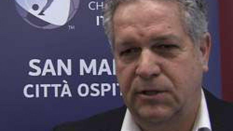 """Luigi BizzottoRegions Cup, Luigi Bizzotto: """"E' un incarico di prestigio, sono entusiasta"""""""