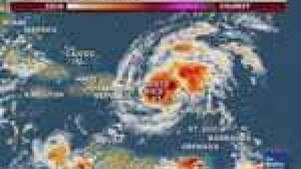 Uragano Irene minaccia Haiti