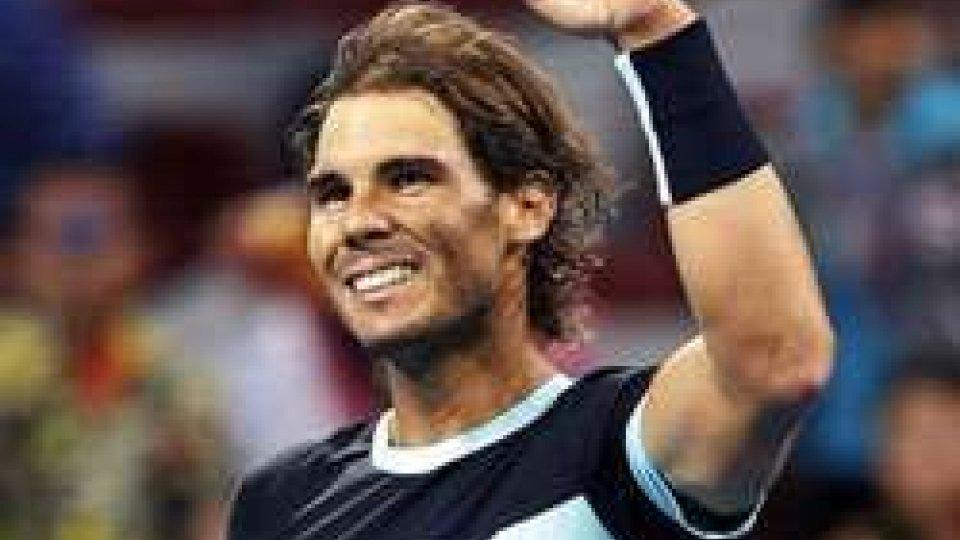 Pazzo Nadal a Basilea: con Rosol rischia il crollo, poi risale e vince al tie break