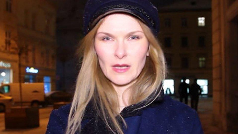 """Victoria PolishchukUcraina: al regista incarcerato Oleg Sentsov il premio """"Per la libertà di pensiero"""""""