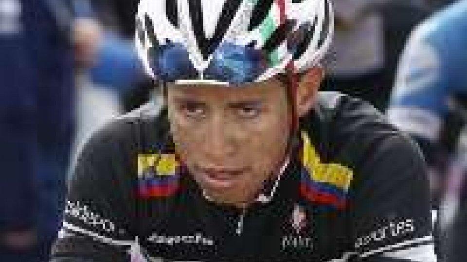 Giro di Svizzera: a Esteban Chaves la tappa odiernaGiro di Svizzera: a Esteban Chaves la tappa odierna