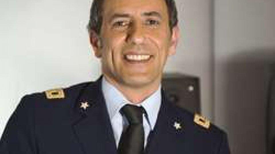 Tenente Colonnello Daniele MocioNeve tra mercoledì e giovedì: la previsione dell'Aeronautica Militare
