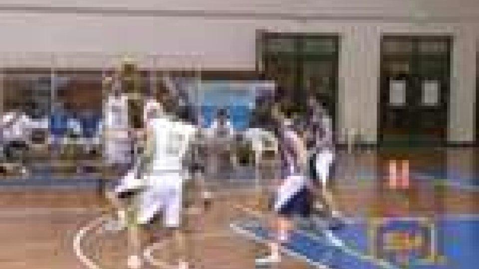 Basket, serie C. Dado San Marino a valangaBasket, serie C. Dado San Marino a valanga su San Patrignano