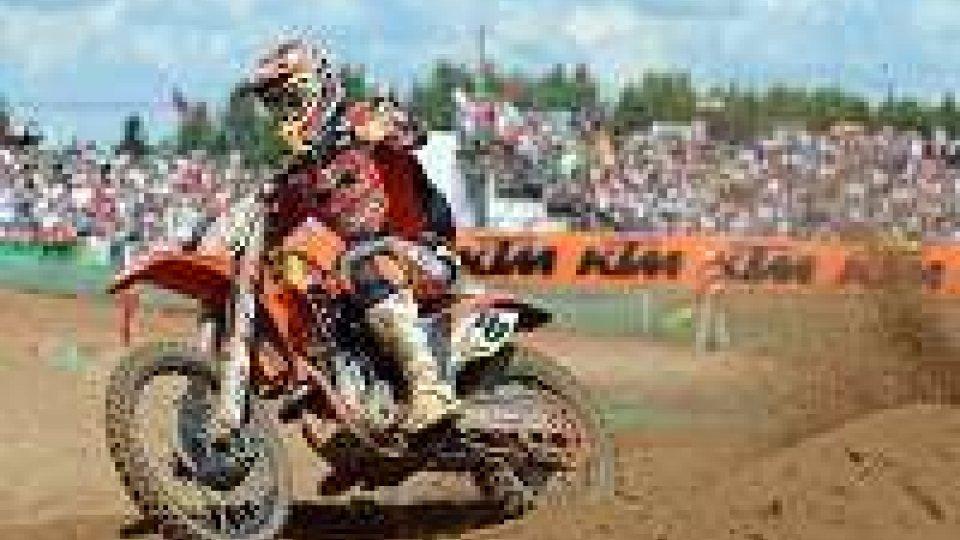 Motocross: Cairoli sempre di più nella storiaCairoli settimo mondiale