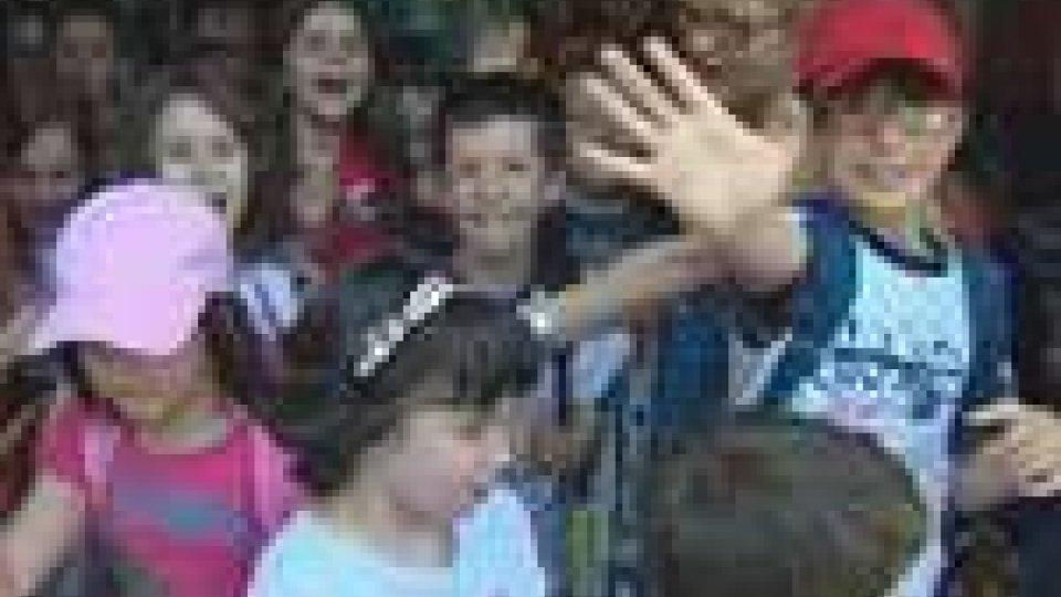 Ultimo giorno di scuola per elementari e medieSan Marino: ultimo giorno per elementari e medie
