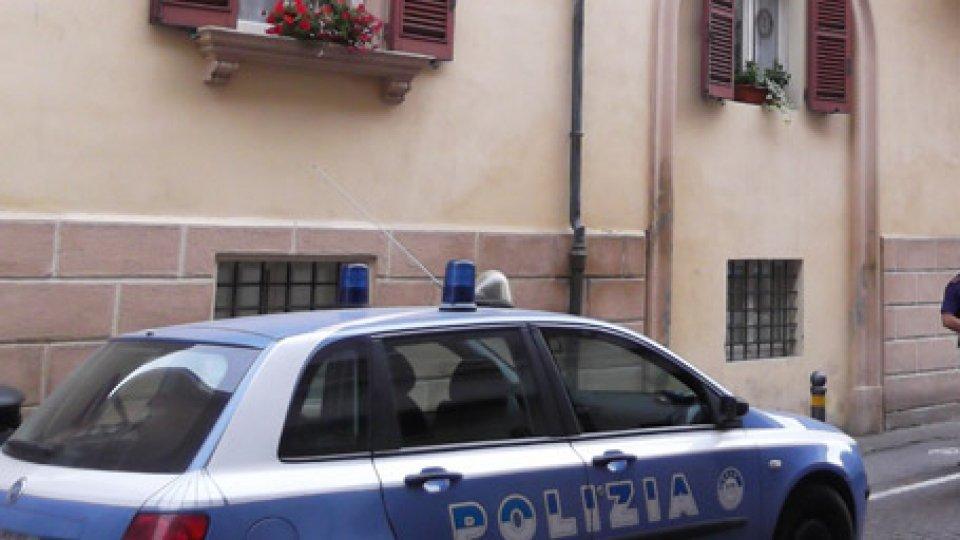 Polizia di Rimini. Foto repertorio