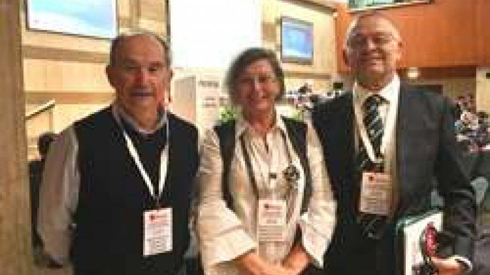 Elio Pozzi e Armando Stacchini sono intervenuti ai lavori dell'Assemblea FERPA
