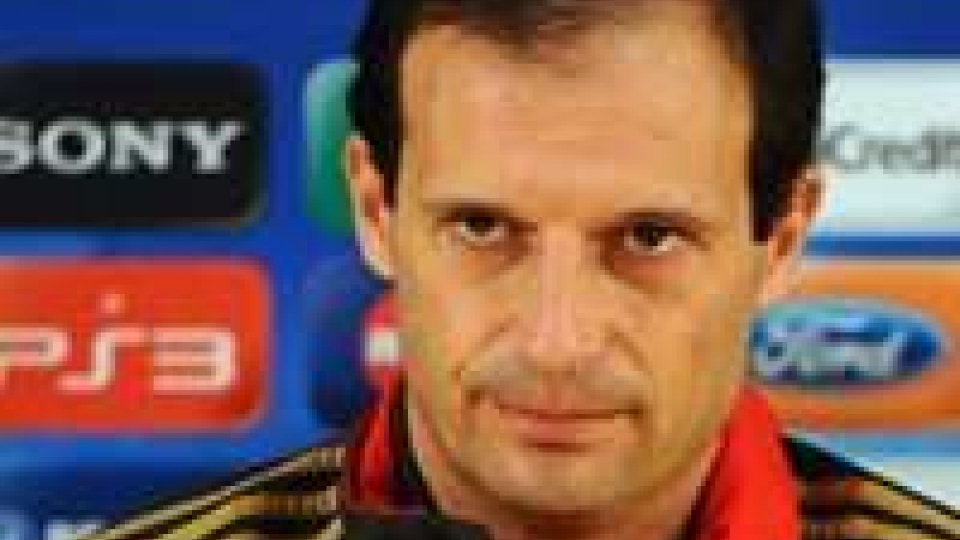 Massimiliano AllegriNapoli capolista, il Milan arranca