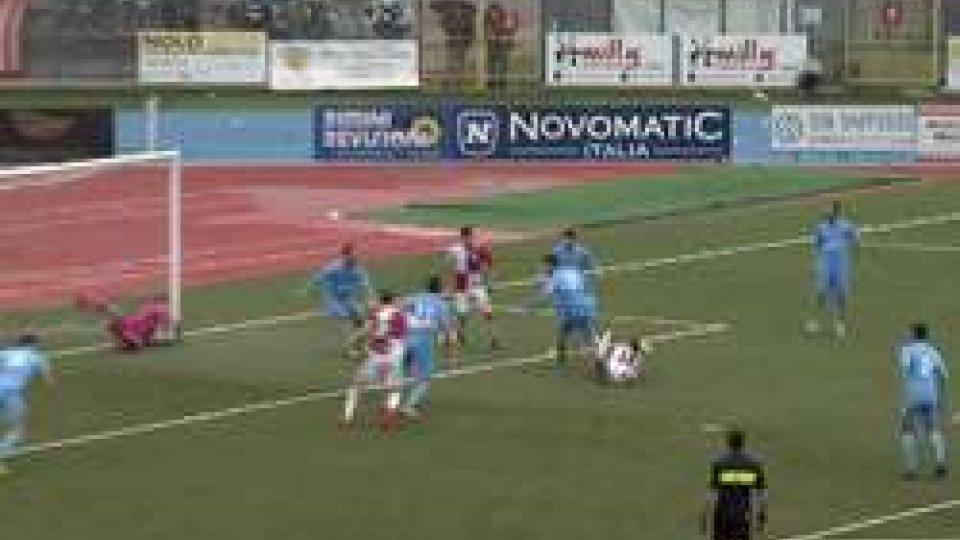 Serie D, Girone D: rallenta il Rimini, crolla il Forlì