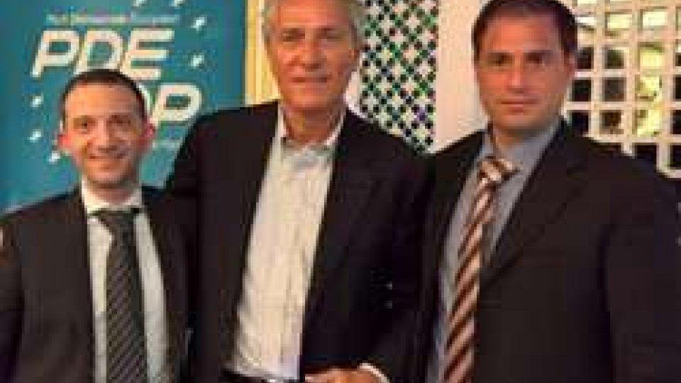 Ap ad Atene al Consiglio del Partito Democratico Europeo