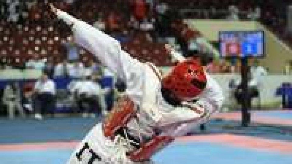 Mersin, taekwondo: Ceccaroni vince all'esordio e si arrende all'olimpionico TrevisoCeccaroni, buona la prima.