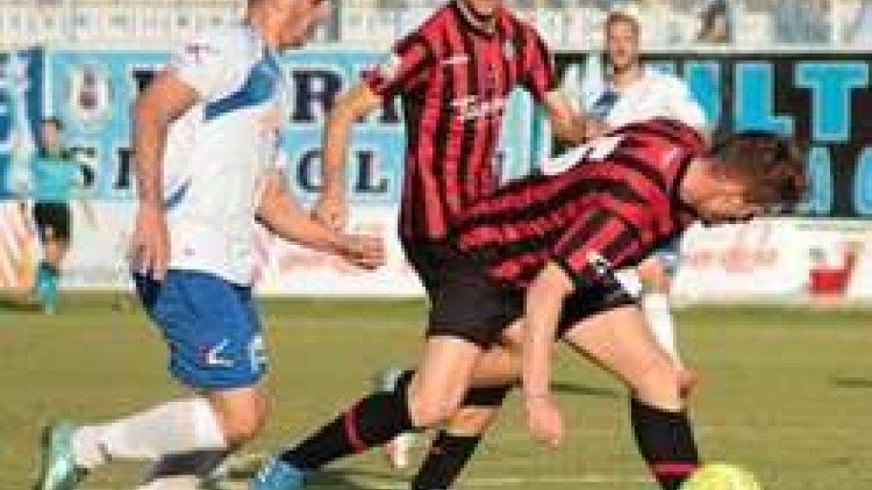 Coppa Italia Lega Pro: Foggia travolgente, Cittadella al tappeto