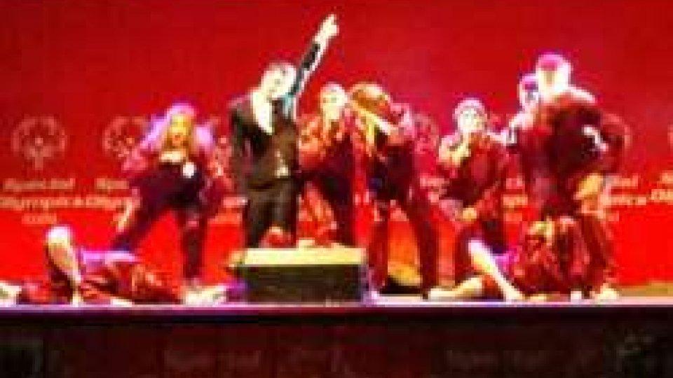 La danza Sportiva Special Olympics San Marino ai Nazionali Italiani di Terni