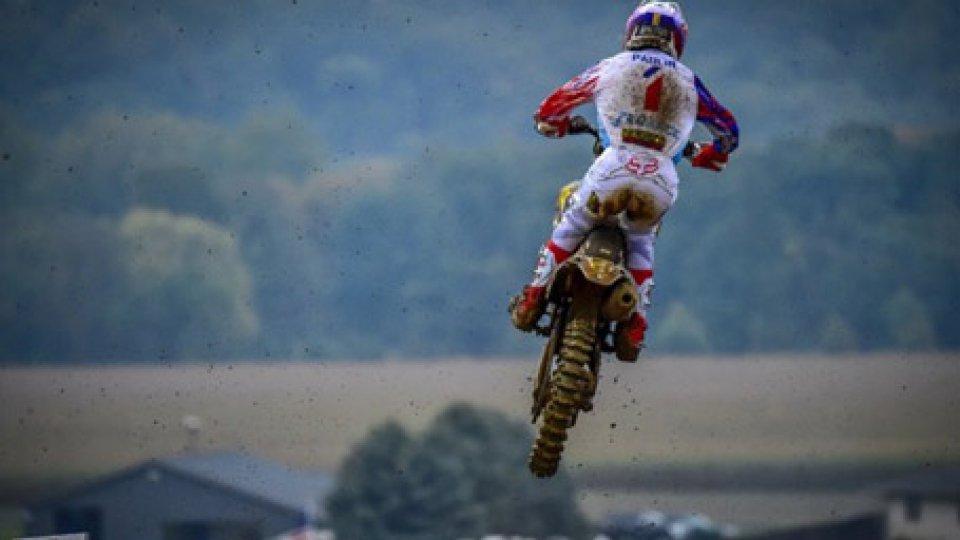 La Francia vince il Motocross delle Nazioni