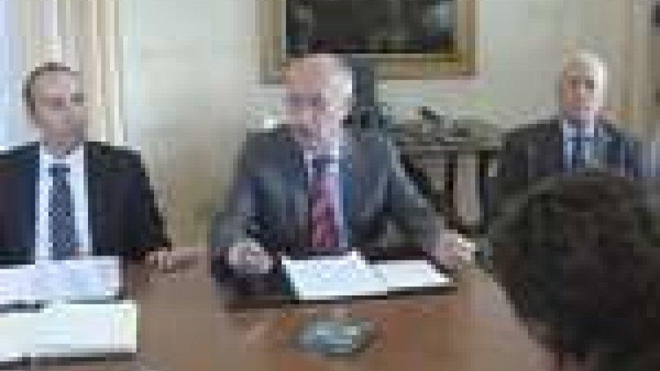 Tito Masi il giorno dopo il CdA della Fondazione San Marino