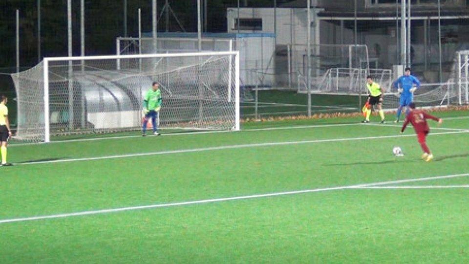 L'ultimo rigore della LibertasCoppa Titano, tutti i gol del martedì sera