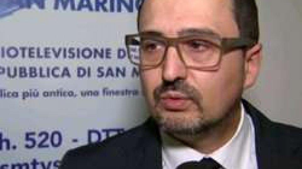 """Davide GasperoniCdA San Marino Rtv, Gasperoni: """"Bilancio in attivo è punto di partenza per un nuovo ciclo di crescita"""""""