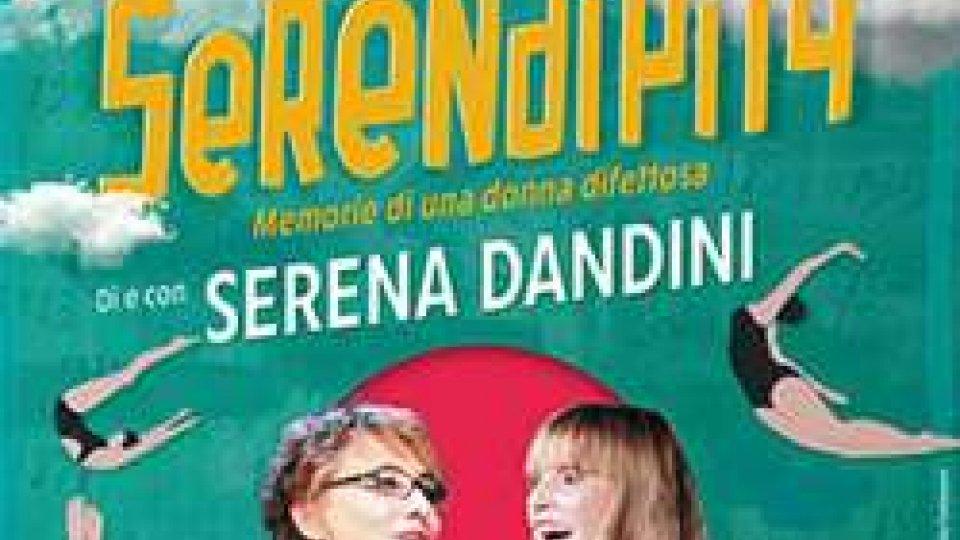 Serena Dandini al Titano con Serendipity