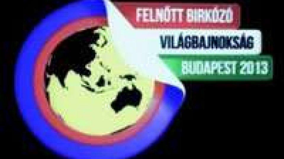 Lotta, a Budapest i Mondiali dal 16 al 22 settembreLotta, a Budapest i Mondiali dal 16 al 22 settembre