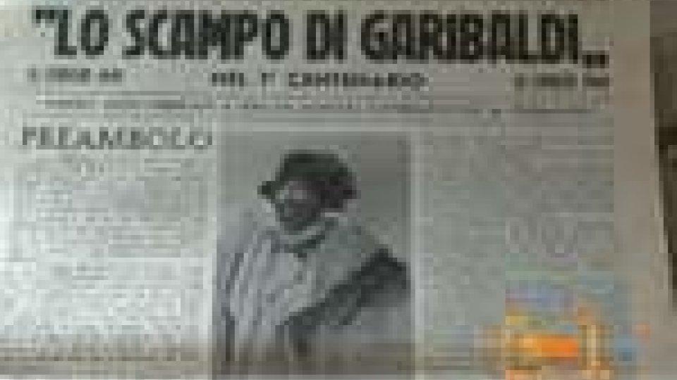 Si celebra la mostra itinerante su Garibaldi a villino Bonelli
