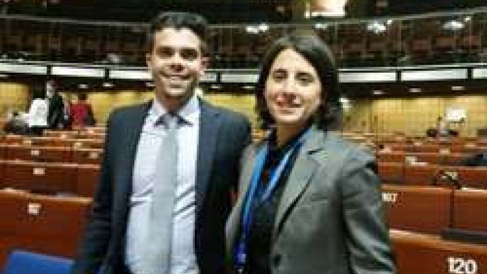 Paolo Billi e Federica Bizzocchi