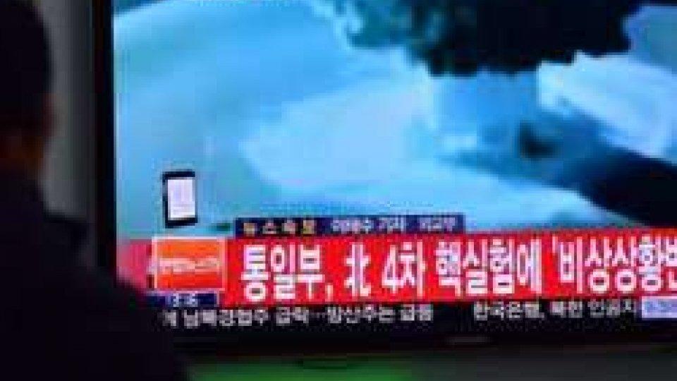 Il mondo condanna la bomba H della Corea del Nord