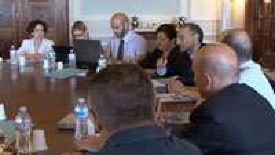 San Marino: proseguono gli incontri formativi per il gruppo tecnico della PA