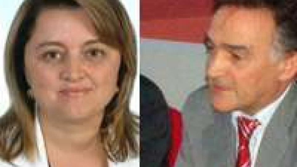 Anna Maria Muccioli e Giancarlo Capicchioni i prossimi Capitani Reggenti