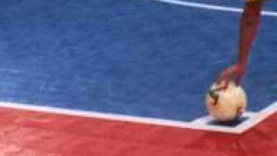 Rinviata la 14' giornata del campionato di Futsal