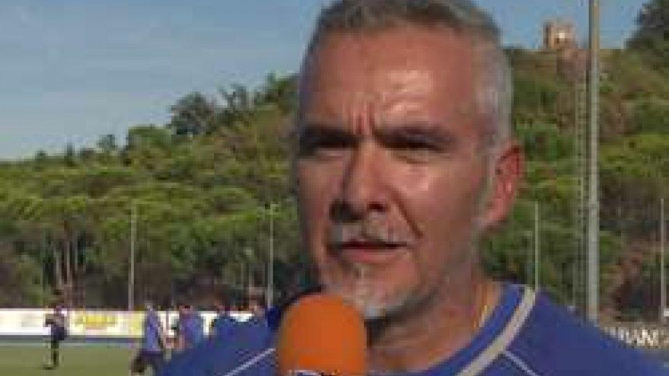 L'allenatore Marco NanniSemifinali del campionato italiano di baseball, l'intervista a Marco Nanni