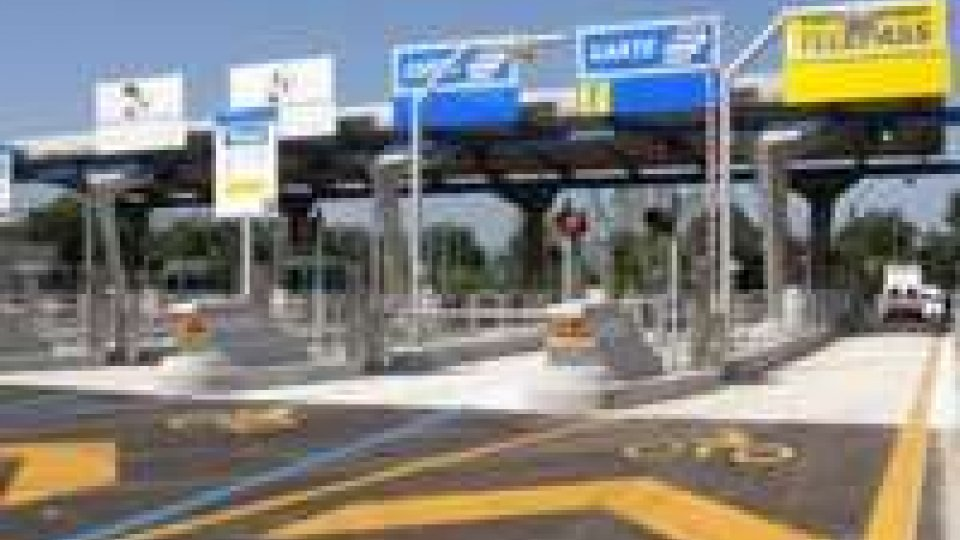 Disagi ai caselli autostradali di Rimini: situazione sarà monitorata