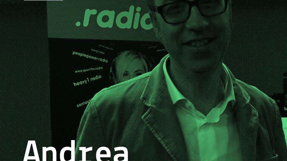 Symposium The School of Radio - Andrea Borgnino, giornalista ... e non solo