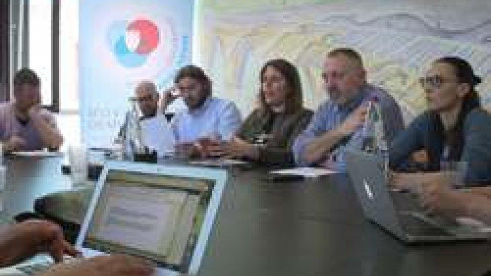 """Conferenza stampa Rete - MdSiRete e Mdsi, su Cassa: no a deleghe in bianco al Governo e nomine """"sulla fiducia""""."""