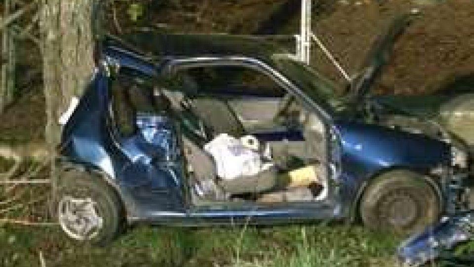 Incidente stradale sulla superstrada