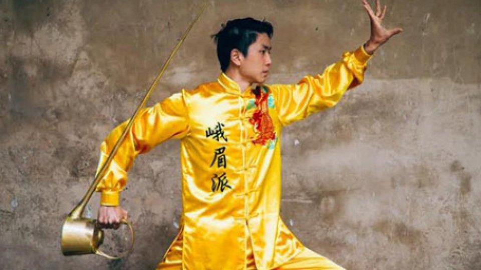 L'arte del Bian Lian e del Kung Fu Tea in scena a San Marino con il maestro Jin Gang Xiaoshi
